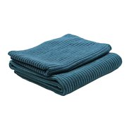 Kitchen Towel and Cloth Set, Teal